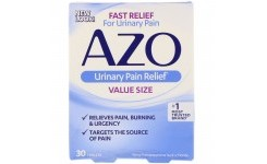 Azo, Urinary Pain Relief، 30 قرصاً Azo, Urinary Pain Relief، 30 قرصاً Azo, Urinary Pain Relief، 30 قرصاً